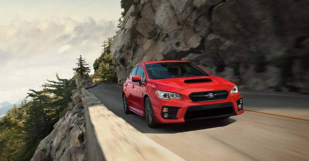 2018 Subaru WRX Affordably Built for Fun