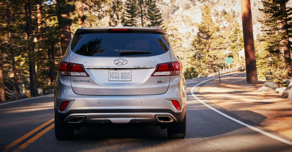 What Will the New Hyundai Santa Fe Offer?
