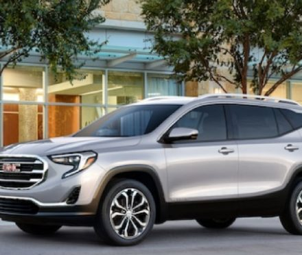 Tackling Your Driving in the GMC Terrain