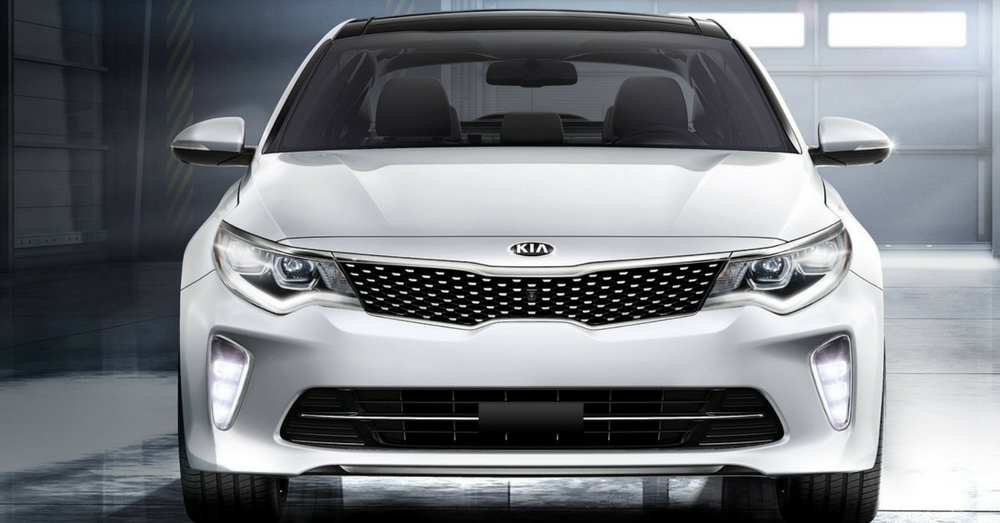 How do You Want to Equip the Kia Optima?