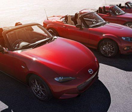 The Original Mazda Miata Had to Break Barriers