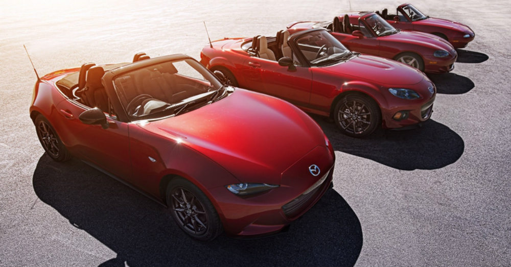 The Original Mazda Miata Had to Break Barriers