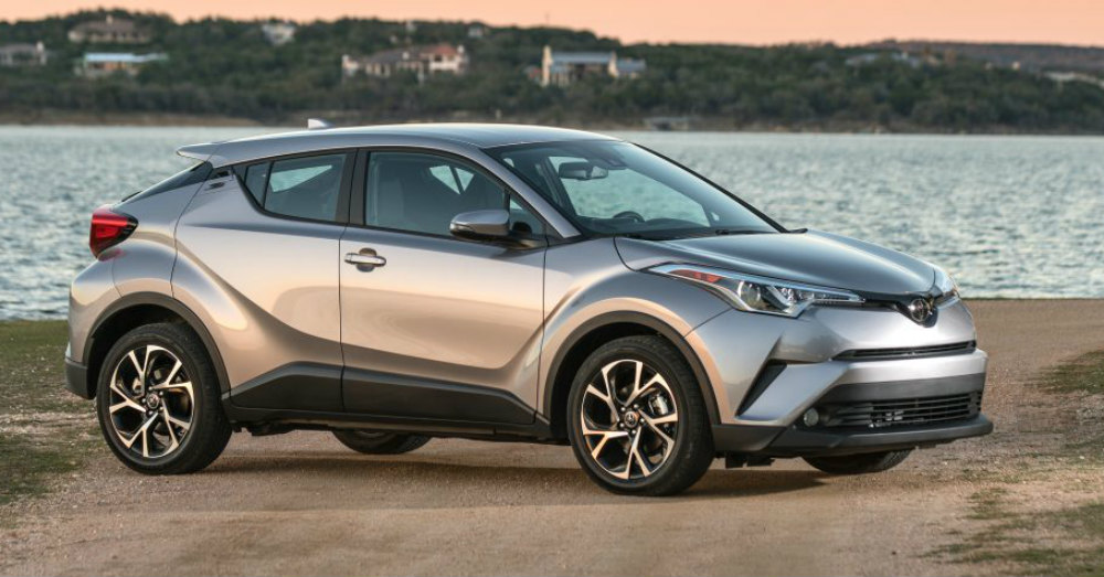 C-HR Driving Enjoyment from Toyota