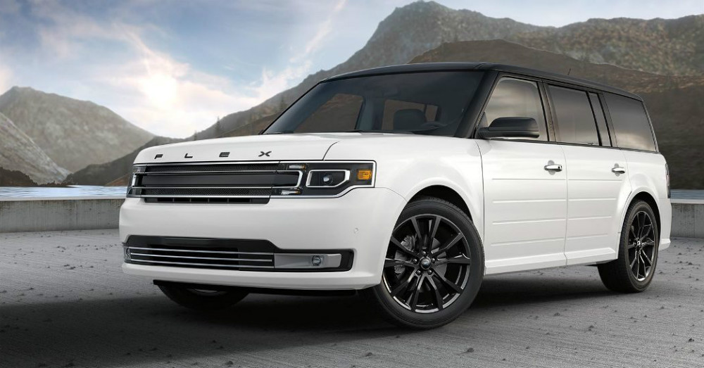 You Can Still Love the Ford Flex