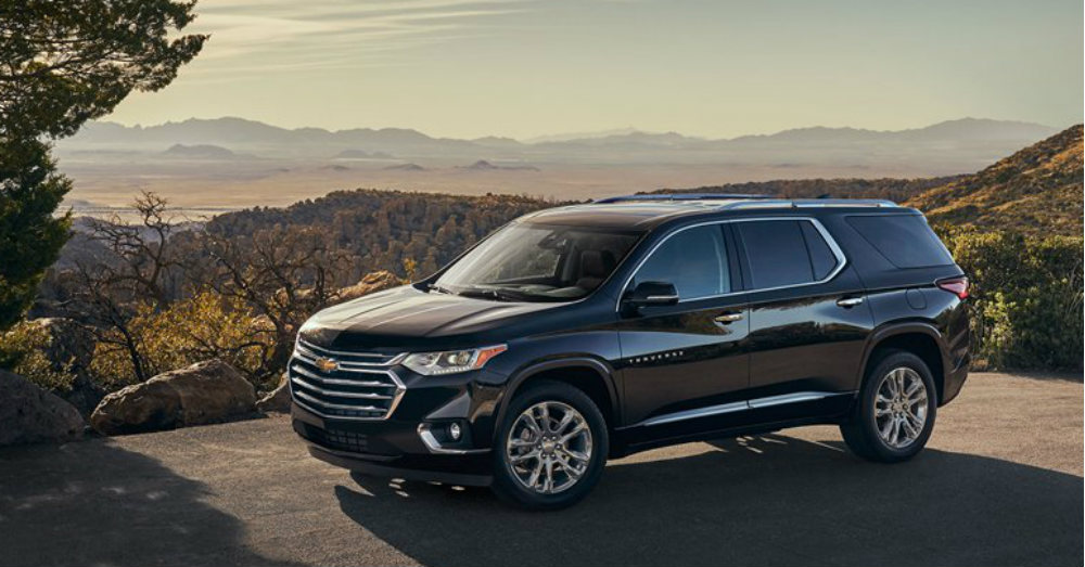 2019 Chevrolet Traverse Midsize Crossover Excellence