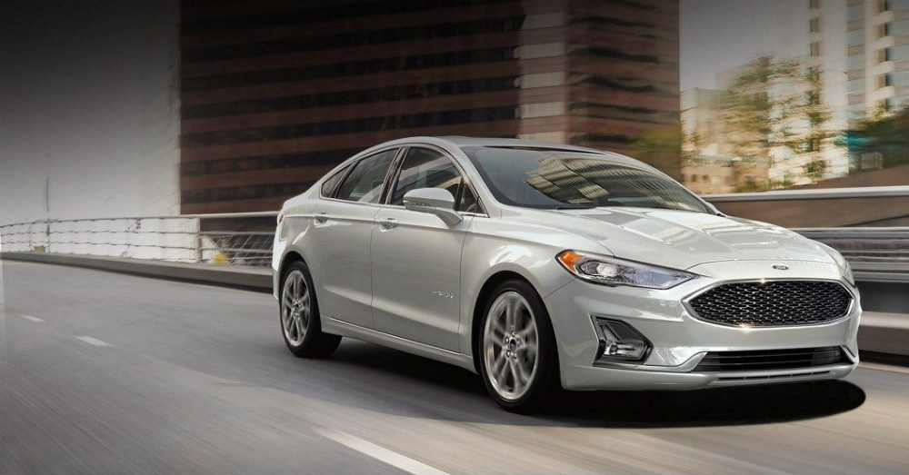 Finding What You Want in the Ford Fusion