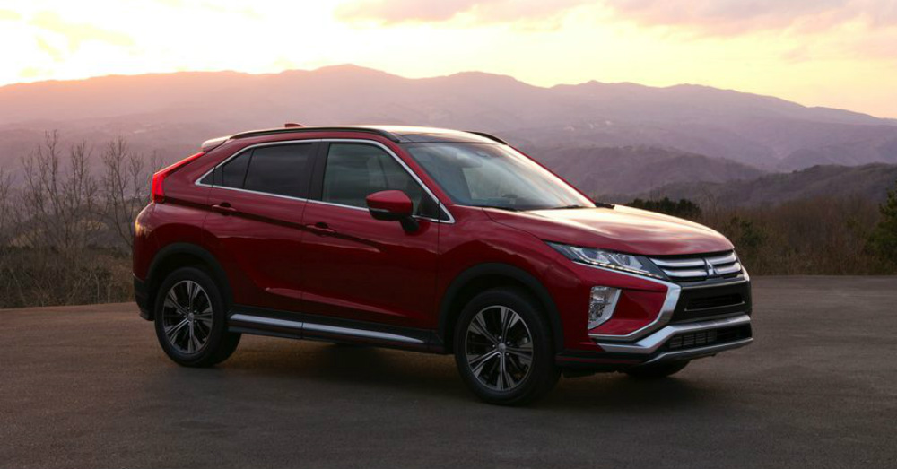2018 Mitsubishi Eclipse Cross Small Active and Ready to Drive