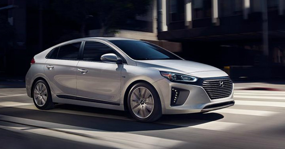 The Hyundai Ioniq is the Right Step Forward