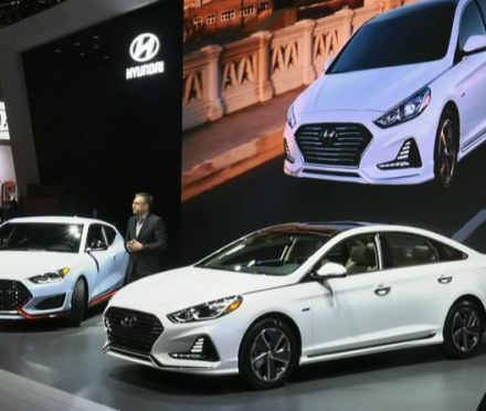 Best Auto Shows of 2018