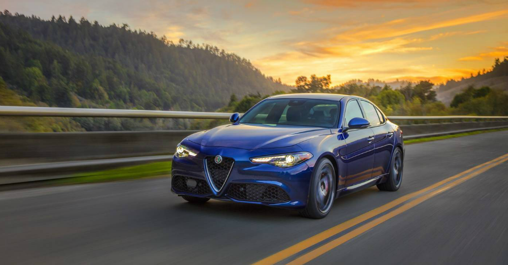 The Sleek and Sophisticated Alfa Romeo Youll Love to Drive