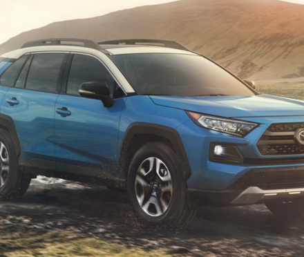 RAV4 The Adventure Youre Looking for from Toyota