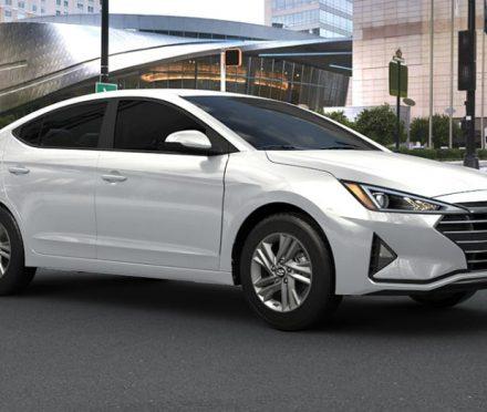 Sedan - The Hyundai Elantra Makes Sense