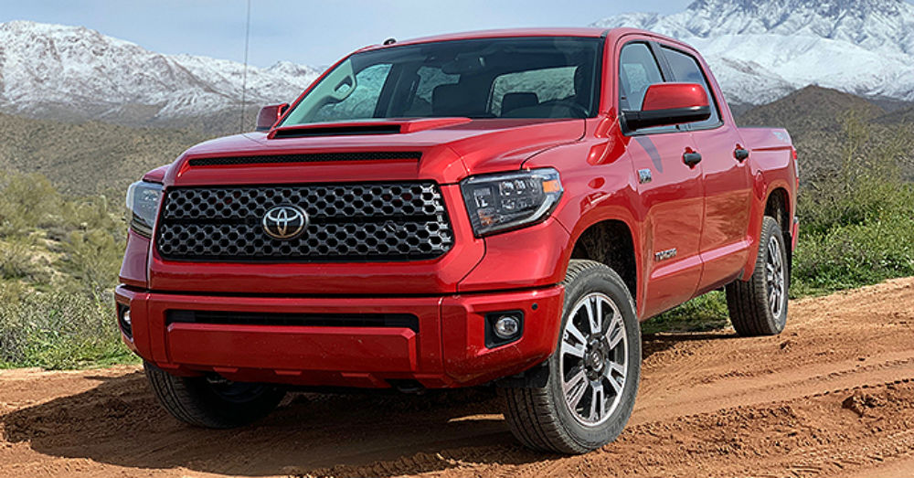 Toyota Toughness in the Tundra