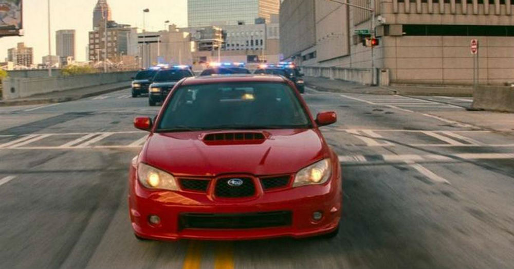 Baby Driver: Chase scenes and an amazing car