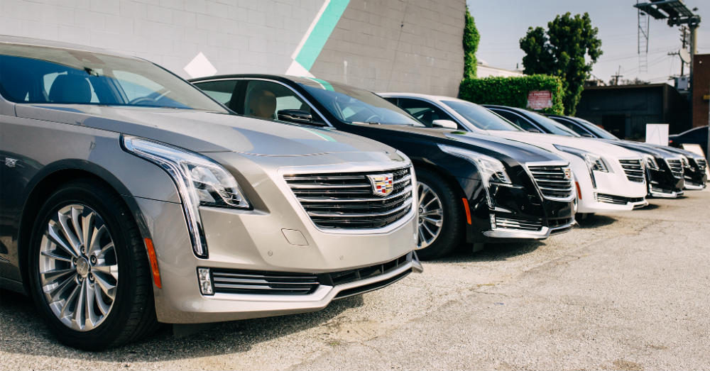 Cadillac Super Cruise: Let the car do the driving.