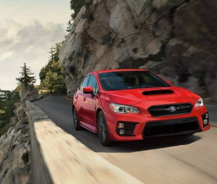 2018 Subaru WRX Affordably Built for Fun
