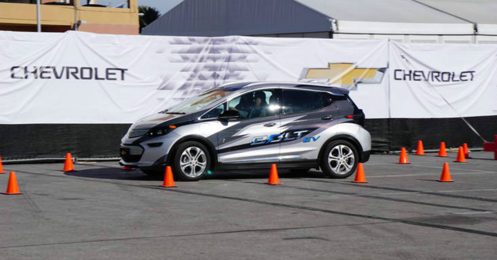 Do EVs Belong at the Dragstrip?
