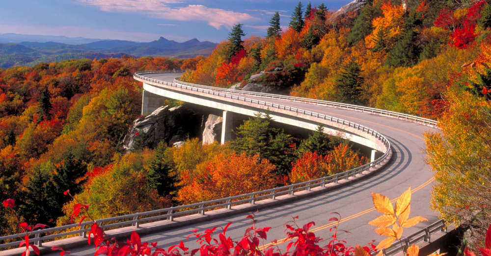 The Place You Want to Drive this Autumn