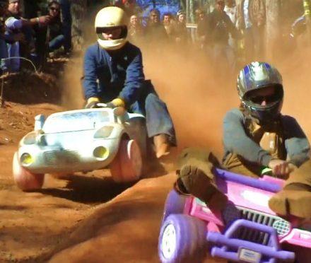 Comical Racing Fun