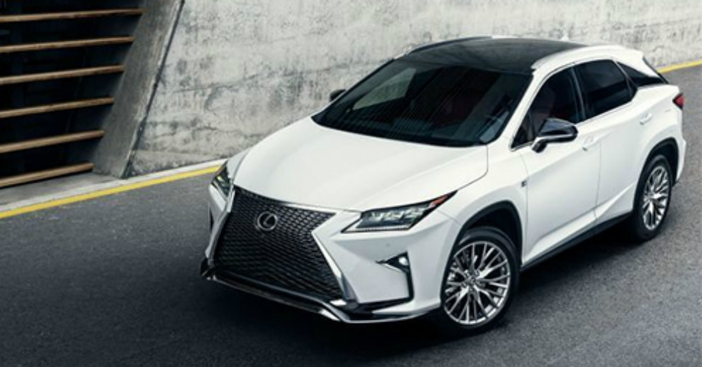 2018 Lexus RX Midsize Luxury Dominance