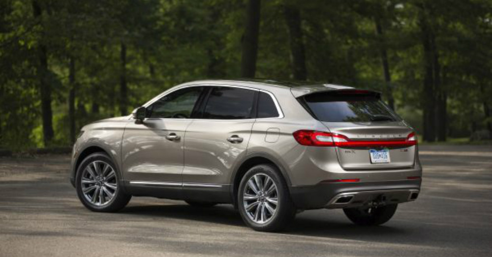 2018 Lincoln MKX The Softer Side of Luxury