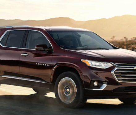 The SUV You'll Love to Drive
