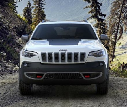 Bringing What You Want in the 2019 Jeep Cherokee