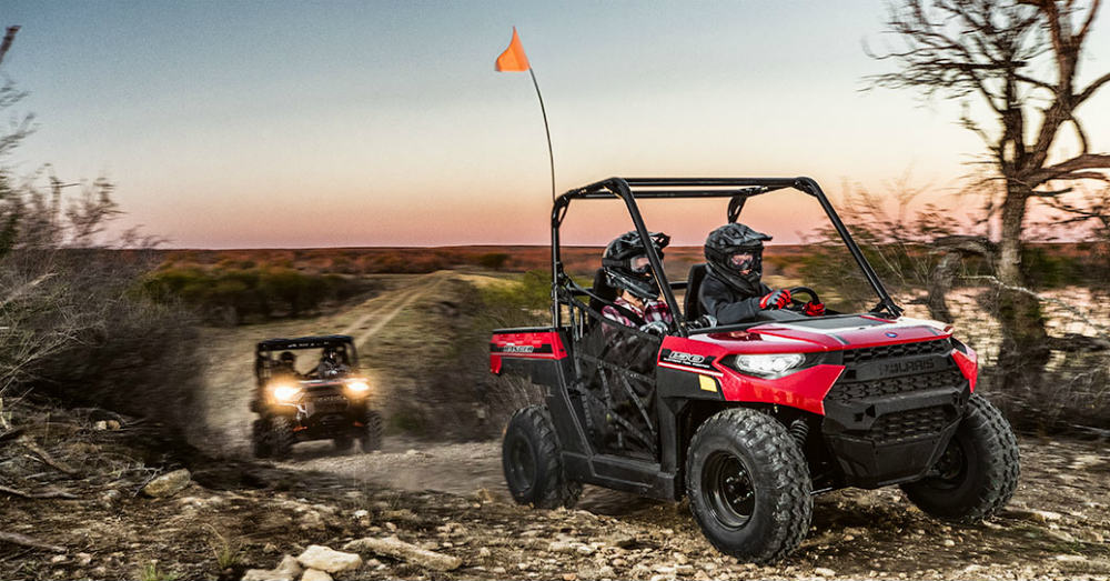 Let Your Kids Learn to Enjoy the Polaris Ranger 150