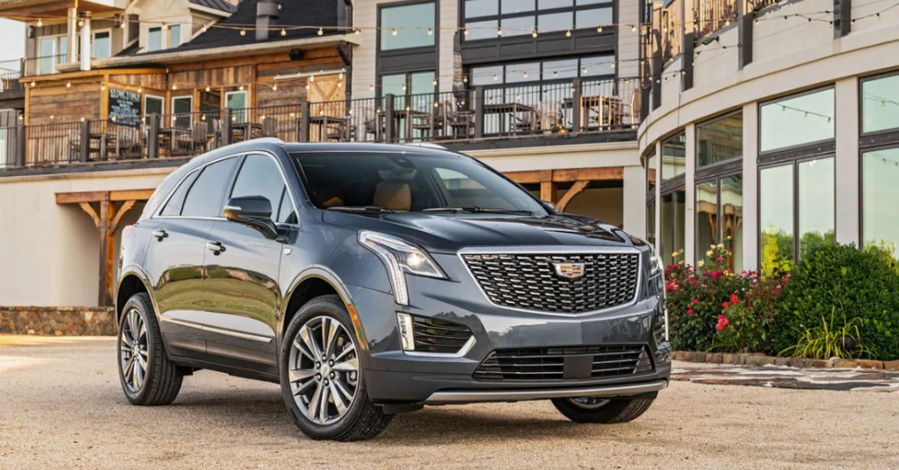 Perfect Luxury in the Cadillac XT5