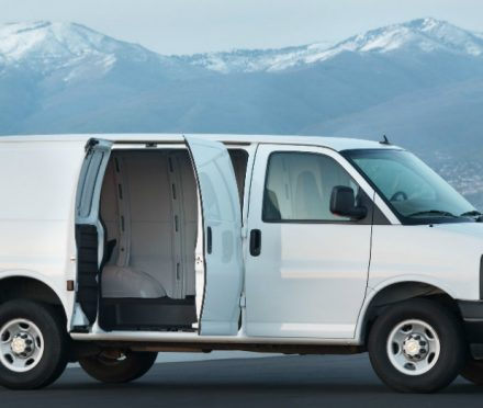 Check Out the Work You Can Get Done in the Chevrolet Express