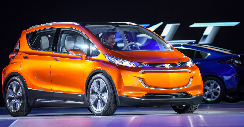 The Chevrolet Bolt EV Will be a Dinosaur When Upgraded