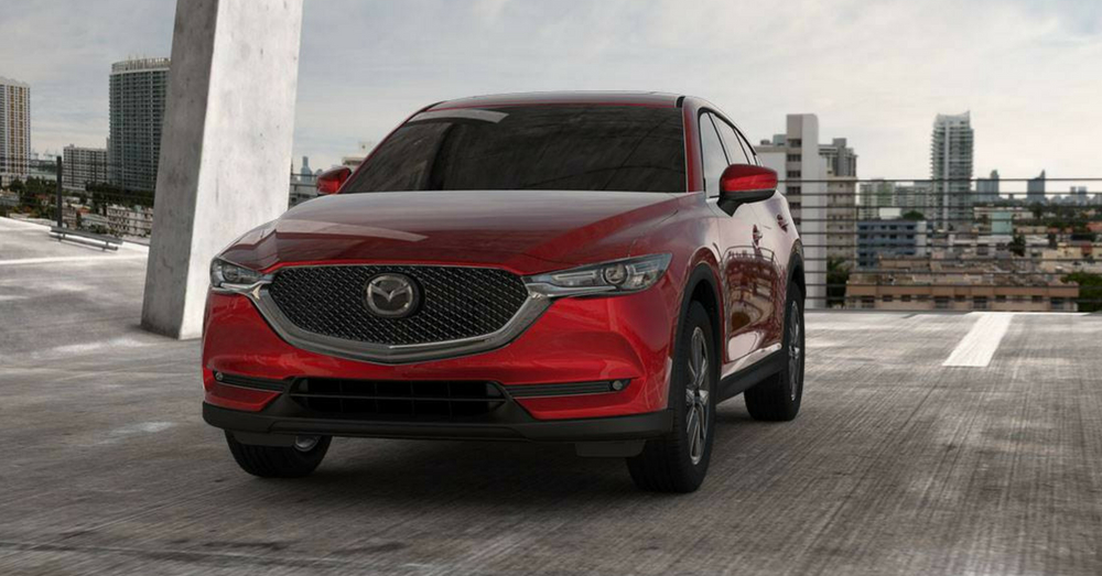 You Have to Take a Look at the Mazda CX-5