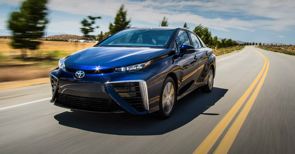 Toyota Mirai – A Futuristic Style in this Toyota