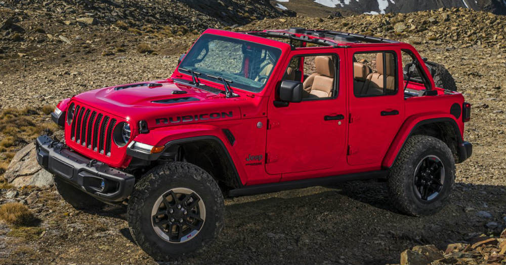 Lets Talk About the New Wrangler