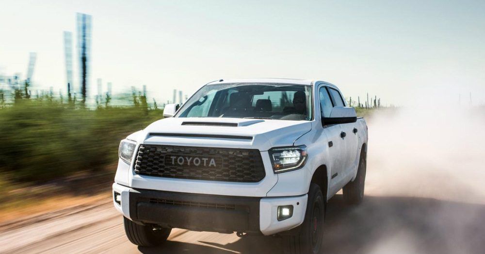 Power and Comfort in the Toyota Tundra