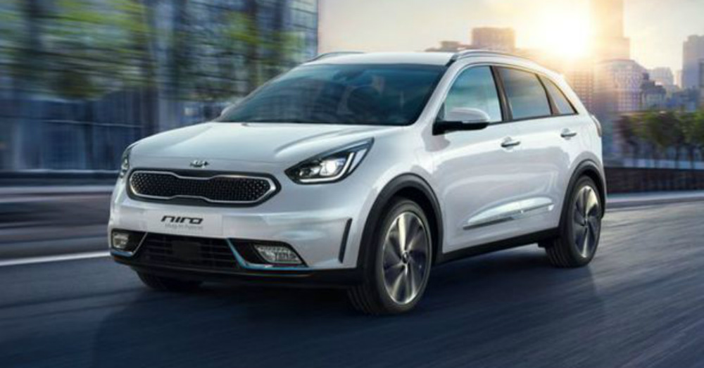 Saving the Planet in the Kia Niro