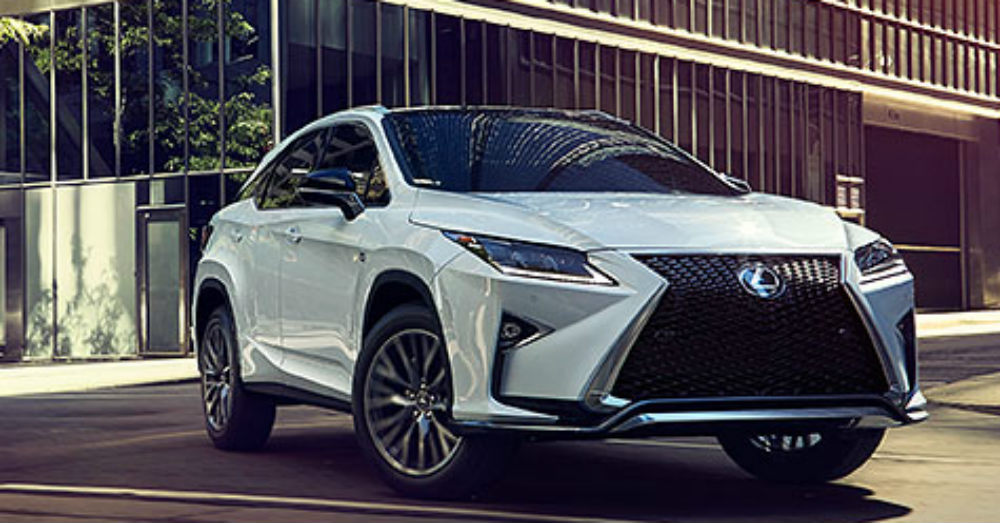 The Lexus RX Getting Bigger for the Future
