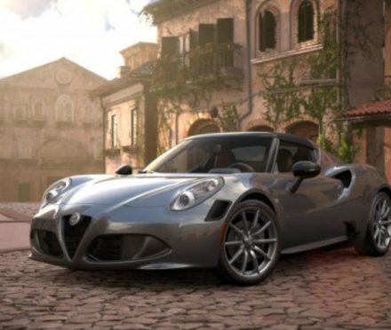 2018 Alfa Romeo 4C Filling Your Driving Prescription