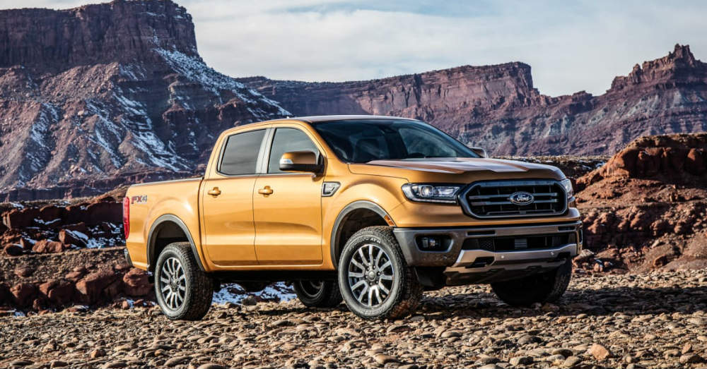 The 2019 Ford Ranger Will come Out the Gates Swinging