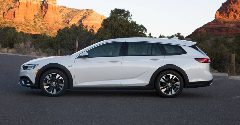 2018 Buick Regal TourX: Bringing a European Favorite to Our Shores