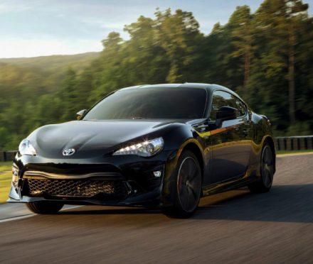2019 Toyota 86 Rear-Drive Affordable Fun