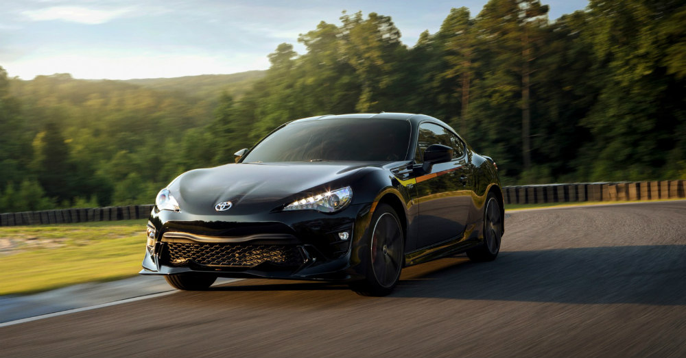 2019 Toyota 86 Rear-Drive Affordable Fun