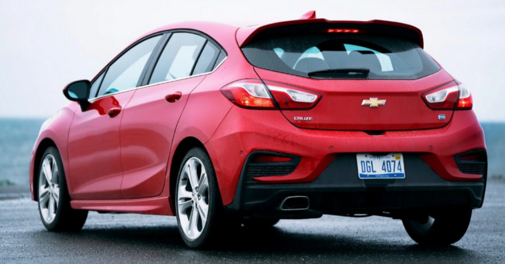 When You Want More from the Chevrolet Cruze