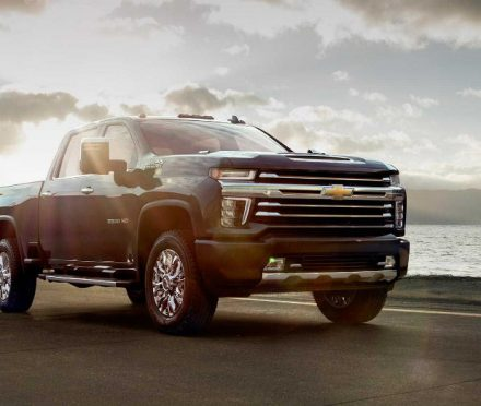 Silverado HD from Chevrolet is Extremely Aggressive