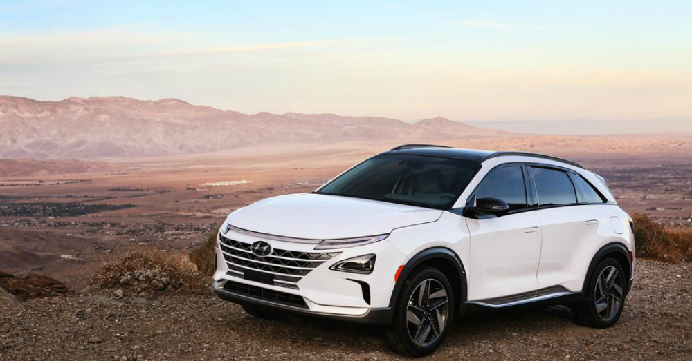Nexo – This Hyundai SUV is Right for the Future