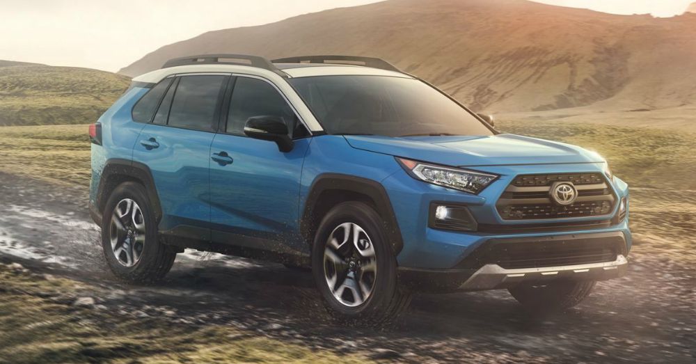 RAV4: The Adventure You're Looking for from Toyota