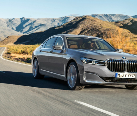 2019 BMW 7 Series the Flagship You Can Drive