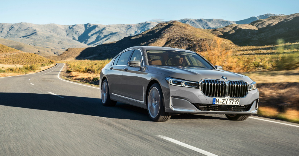 2019 BMW 7 Series: the Flagship You Can Drive