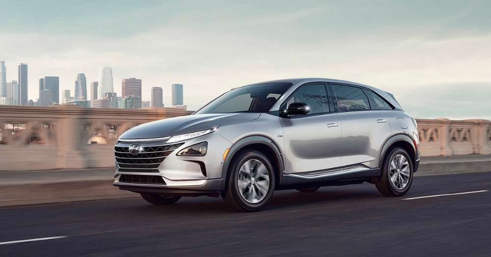 A Different Power Option from Hyundai