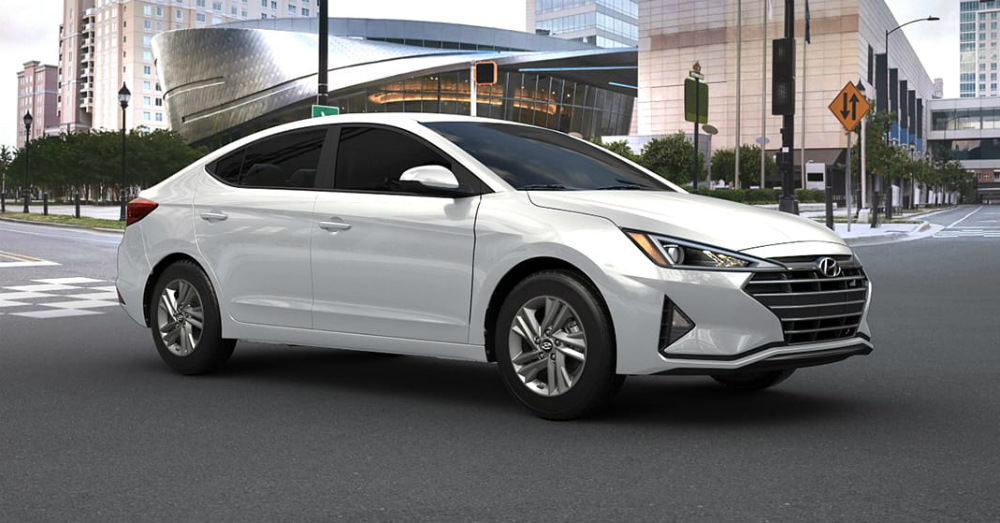 Sedan - The Hyundai Elantra Makes Sense